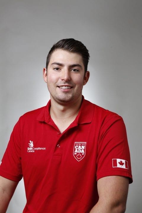 Worldskills Team Canada 2017 Skills Competences Canada