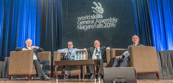 WORLDSKILLS GENERAL ASSEMBLY LEADERS FORUM: FUTURE TALENT SHOW