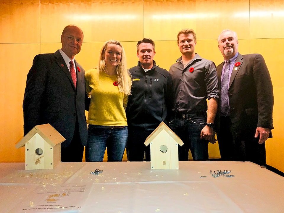 BIRDHOUSE CHALLENGE LAUNCHES NATIONAL SKILLED TRADES AND TECHNOLOGY WEEK