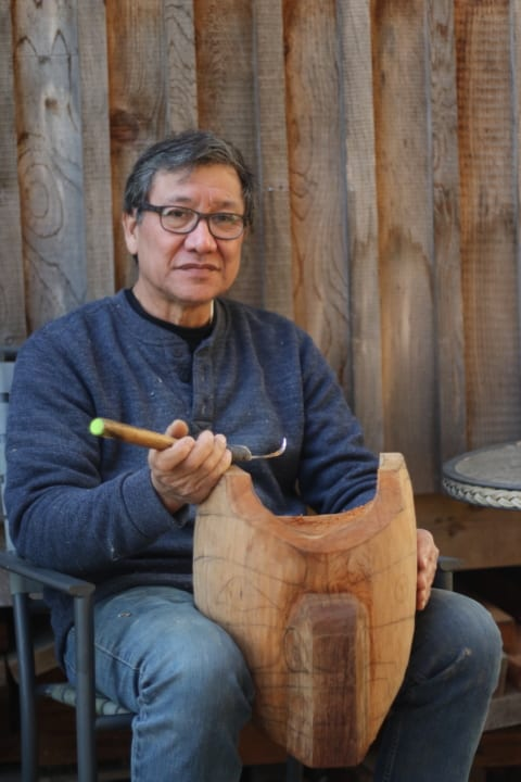 CONSTRUCTION FOUNDATION OF BC INDIGENOUS SHOWCASE: PETER GONG